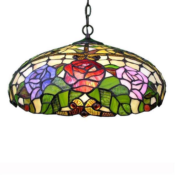 Warehouse of Tiffany WOT-1299 2 Light Ti