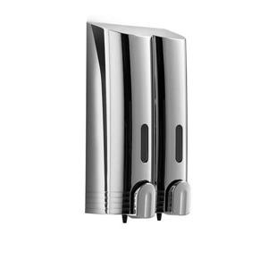 WS Bath Collections Otel Chrome Soap and Lotion Dispenser