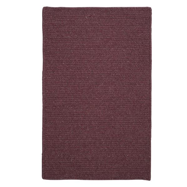 Colonial Mills Courtyard 3-ft x 5-ft Orchid Area Rug