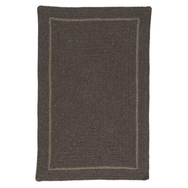 Colonial Mills Shear Natural 8-ft x 11-ft Rectangular Indoor Rural Earth Area Rug