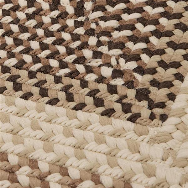 Colonial Mills Tiburon 2-ft x 6-ft Rectangular Indoor/Outdoor Sandstorm Area Rug Runner