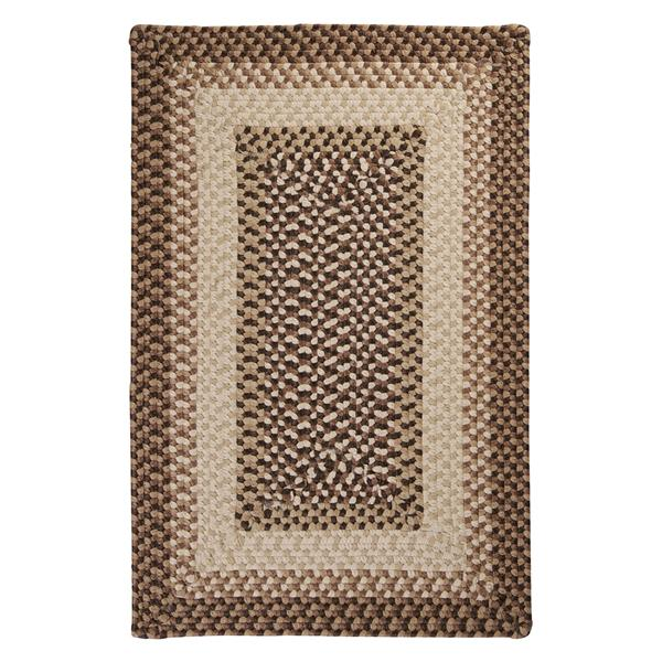 Colonial Mills Tiburon 4-ft x 6-ft Rectangular Indoor/Outdoor Sandstorm Area Rug