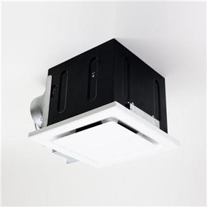 Aero Pure White 80-CFM  Bathroom Fan  Energy Star