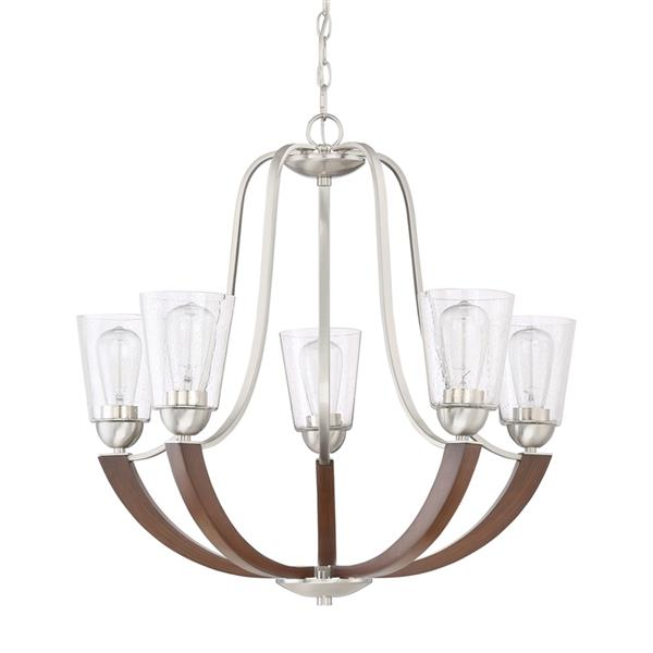 Quoizel Holbeck Heirloom  5-Light Transitional Candle Chandelier