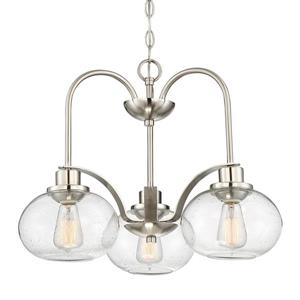 Quoizel Trilogy 48-in Palladian Bronze 9-Light Transitional Shaded Chandelier