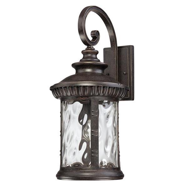 Quoizel Chimera 22.5-in Imperial Bronze Medium Base Outdoor Wall Light