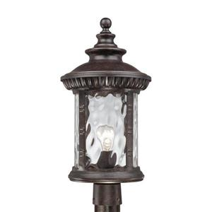 Quoizel Chimera Imperial Bronze Outdoor Post Light
