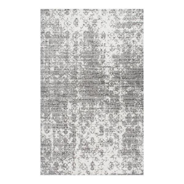 nuLOOM Deedra  8-ft x 10-ft GreyArea Rug