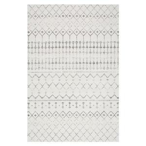 nuLOOM Blythe Square Indoor Area Rug - 8' x 8' - Gray