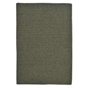Colonial Mills Courtyard 5-ft x 8-ft Olive Area Rug