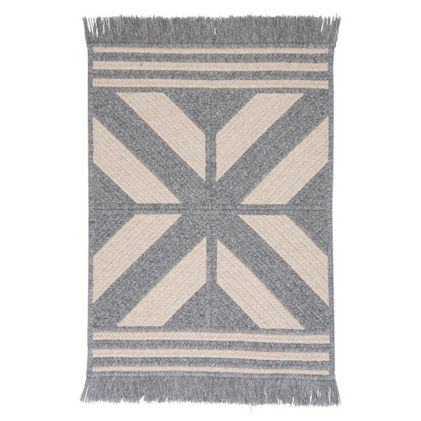 Colonial Mills Sedona 2-ft x 8-ft Rectangular Indoor Gray Area Rug Runner