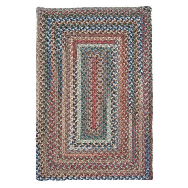 Colonial Mills Gloucester 8-ft x 8-ft Dusk Square Indoor Area Rug