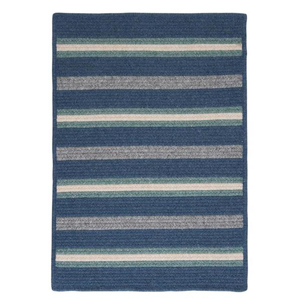 Colonial Mills Salisbury 8-ft x 8-ft Denim Square Area Rug