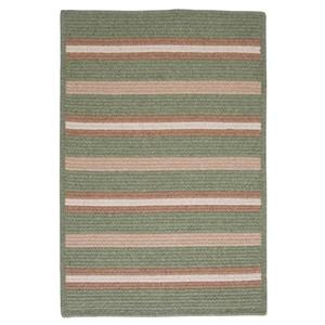 Colonial Mills Salisbury 6-ft x 6-ft Square Indoor Palm Area Rug