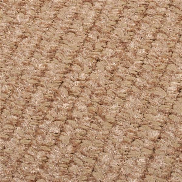 Colonial Mills Simple Chenille 7-ft x 9-ft Sand Bar Rectangular Area Rug