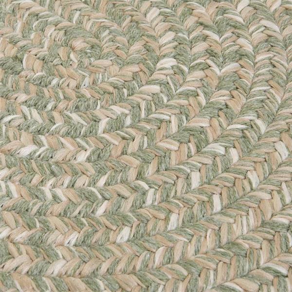Colonial Mills Tremont 4-ft Round Palm Area Rug