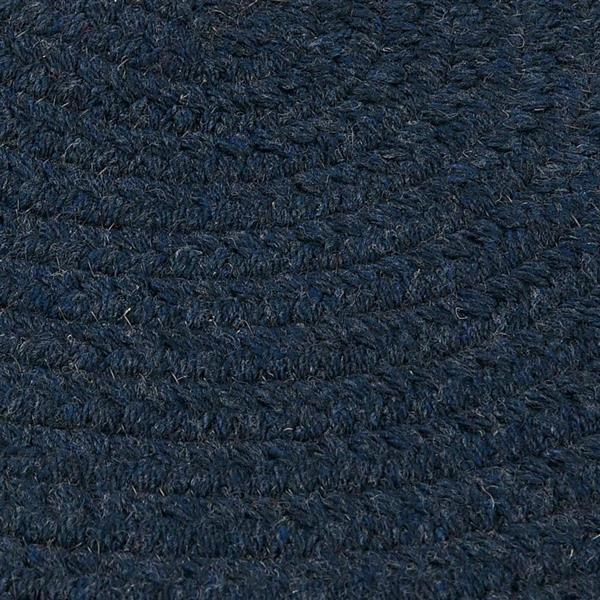 Colonial Mills Bristol 4-ft x 6-ft Blue Moon Area Rug