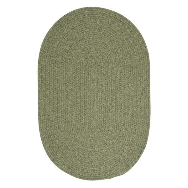 Colonial Mills Bristol 4-ft Round Palm Area Rug