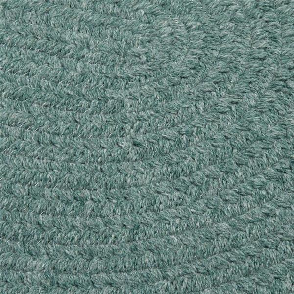 Colonial Mills Bristol 3-ft x 5-ft Teal Area Rug