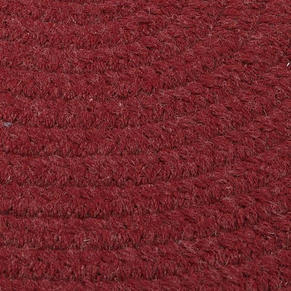 Colonial Mills Bristol 2-ft x 8-ft Holly Berry Area Rug Runner