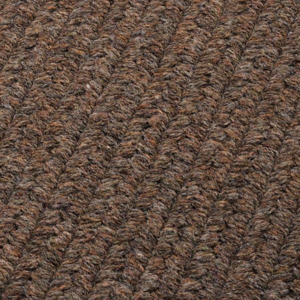 Colonial Mills Westminster 4-ft x 6-ft Rectangular Indoor Bark Area Rug