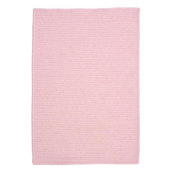 Colonial Mills Westminster 2-ft x 6-ft Rectangular Indoor Blush Pink Area Rug Runner