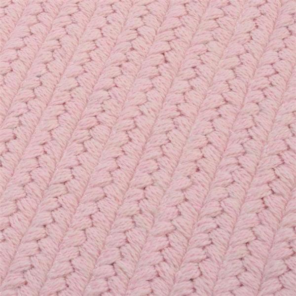 Colonial Mills Westminster 2-ft x 8-ft Rectangular Indoor Blush Pink Area Rug Runner