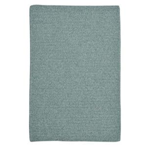 Colonial Mills Westminster 2-ft x 12-ft Teal Rectangular Area Rug Runner