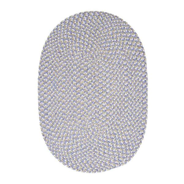 Colonial Mills Confetti 8-ft Lilac Round Area Rug