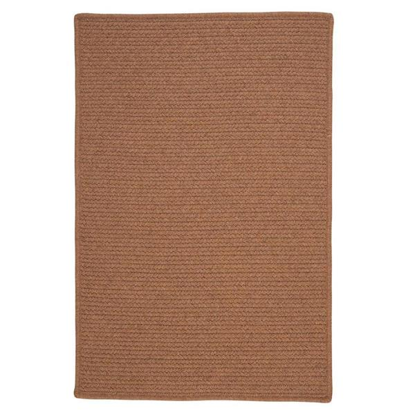 Colonial Mills Westminster 2-ft x 12-ft Taupe Runner