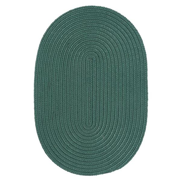 Colonial Mills Boca Raton 2-Ft x 8-Ft Myrtle Green Area Rug