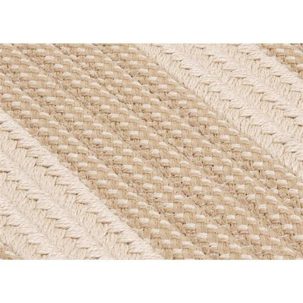 Colonial Mills Boat House 2-ft x 8-ft Off-White Area Rug