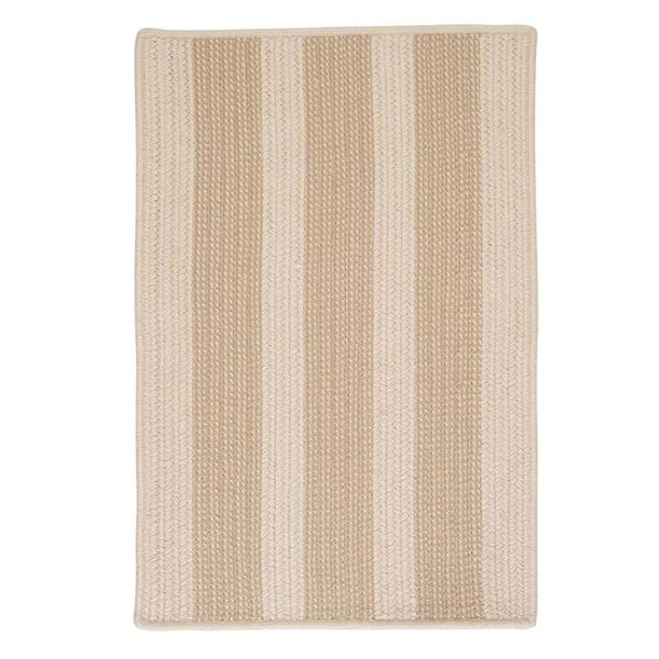 Colonial Mills Boat House 4-ft x 6-ft Off-White Area Rug