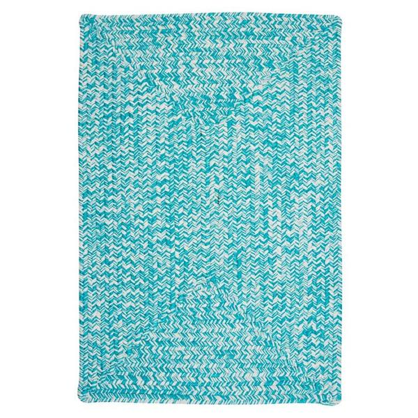 Colonial Mills Catalina 2-ft x 10-ft Aquatic Area Rug Runner