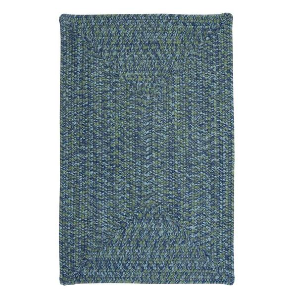 Colonial Mills Catalina 2-ft x 10-ft Deep Sea Area Rug Runner