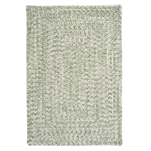 Colonial Mills Catalina 4-ft Greenery Square Area Rug