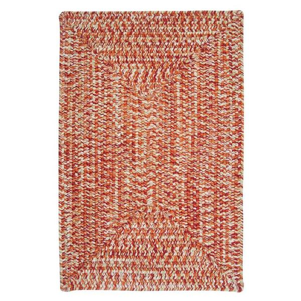 Colonial Mills Catalina 6-ft Fireball Square Area Rug