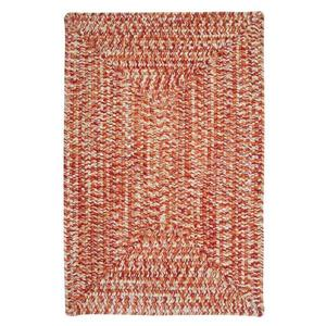 Colonial Mills Catalina 7-ft x 9-ft Fireball Area Rug