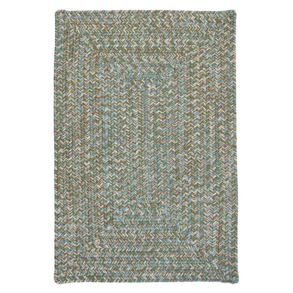 Colonial Mills Corsica 4-ft Seagrass Square Area Rug