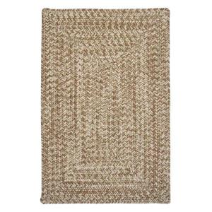 Colonial Mills Corsica 4-ft Moss Green Square Area Rug