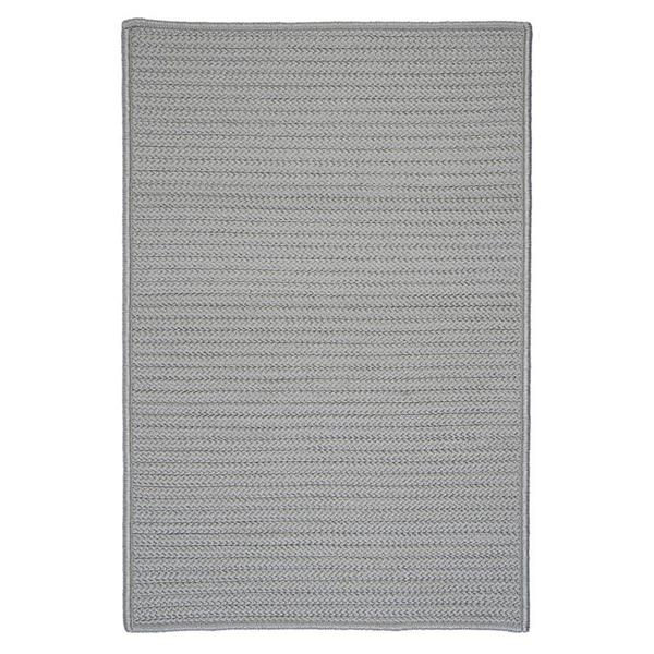 Colonial Mills Simply Home Solid 7-ft x 9-ft Shadow Area Rug