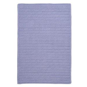 Colonial Mills Simply Home 4-ft x 6-ft Amethyst Solid Area Rug