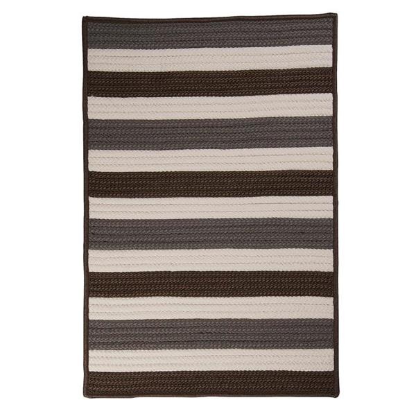 Colonial Mills Portico 4-ft x 6-ft Stone Area Rug