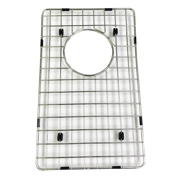 Wessan Stainless Steel Bottom Grid - 15.75-in x 9.75-in x 15.75-in