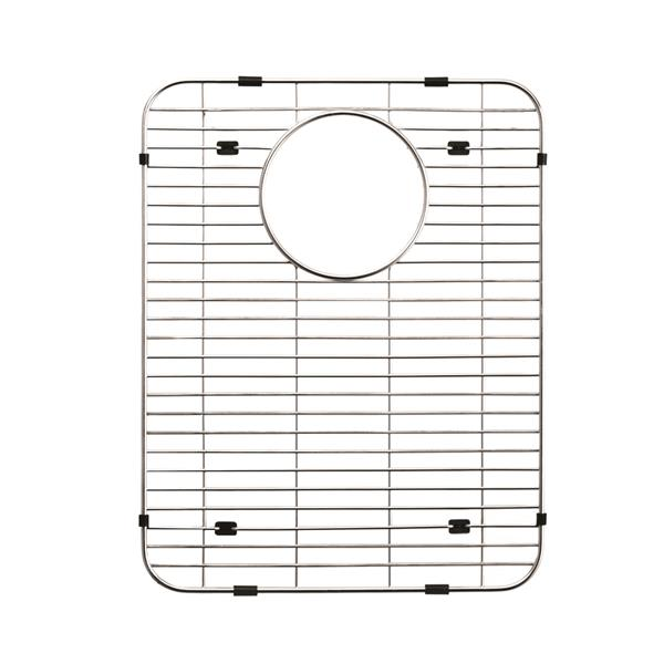 Wessan Stainless Steel Bottom Grid - 16.56-in x 13-in x 16.56-in