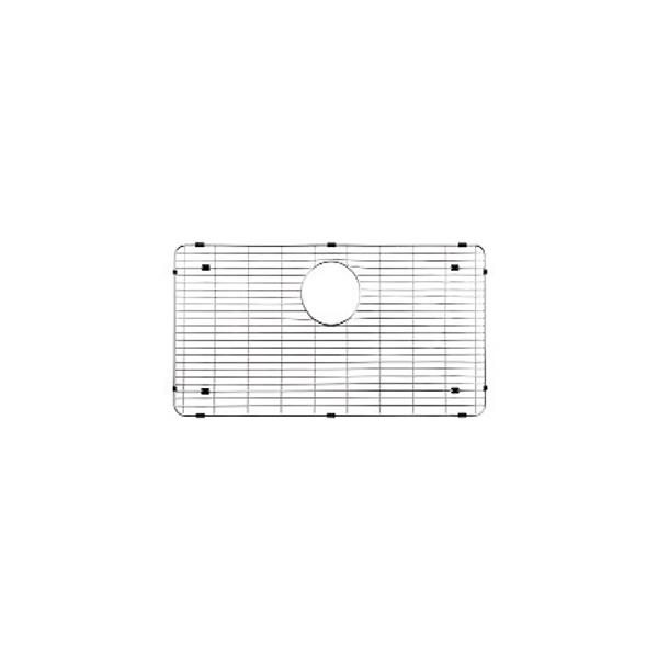 Wessan Stainless Steel Bottom Grid - 14.44-in x 28.38-in x 14.44-in