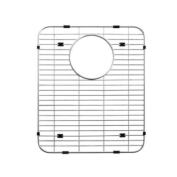 "Stainless Steel Bottom Grid - 11.7"" x 13.2"" x 11.7"""