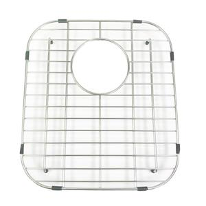 Wessan Stainless Steel Bottom Grid - 14.13-in x 12.5-in x 14.13-in