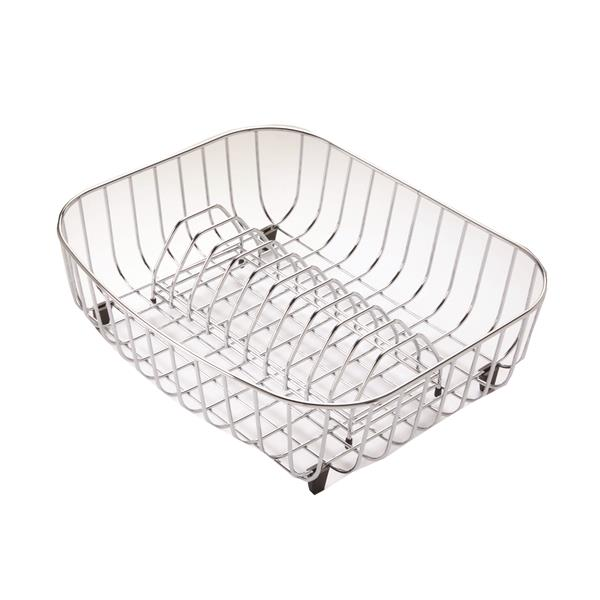 "Stainless Steel Rinsing Grid - 15.7"" x 13.2"" x 15.7"""