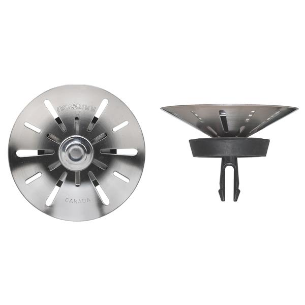 Wessan Conical Strainer with Two-Step Technology